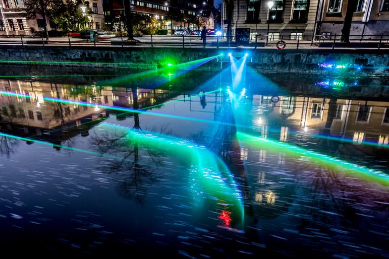 """""""Allt ljus på Uppsala"""", UNT 2019."""
