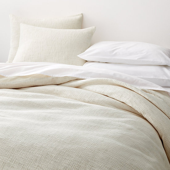 Linen King Duvet Cover