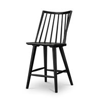 Todd Counter Stool - Black