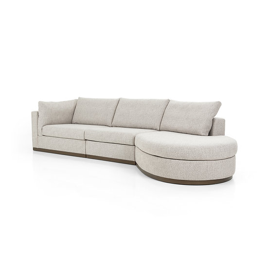 Jagger 3-Piece Sectional