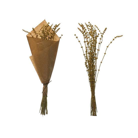 Mustard Dried Bouquet