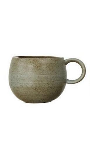 16oz Round Stoneware Mug