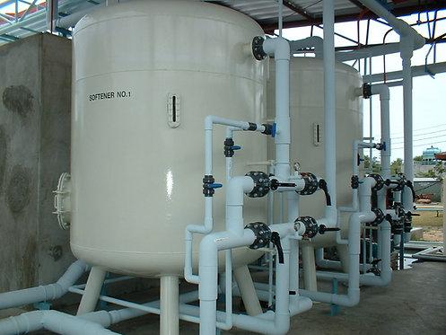 เครื่องทำน้ำอ่อน (Water Softener System)