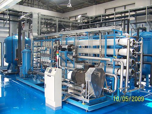 Sea Water RO System (SWRO)