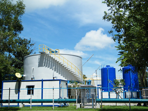 Potable Water Treatment System