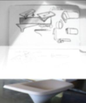 Process de création des vasques design VASKEO