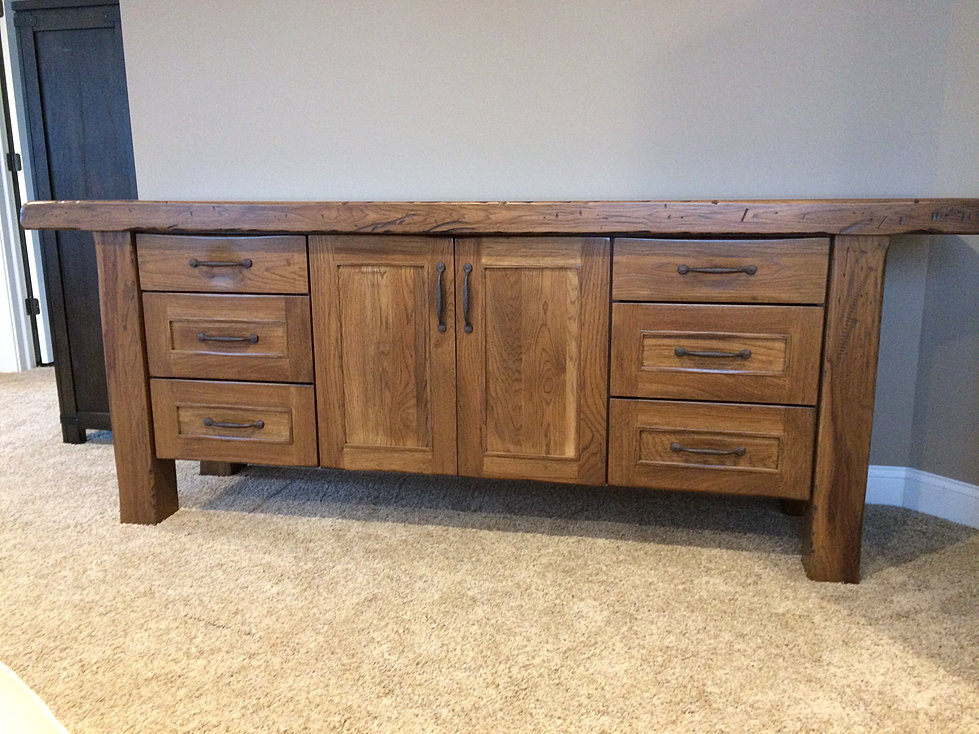 Custom Furniture Black Woodworks Madison Wisconsin