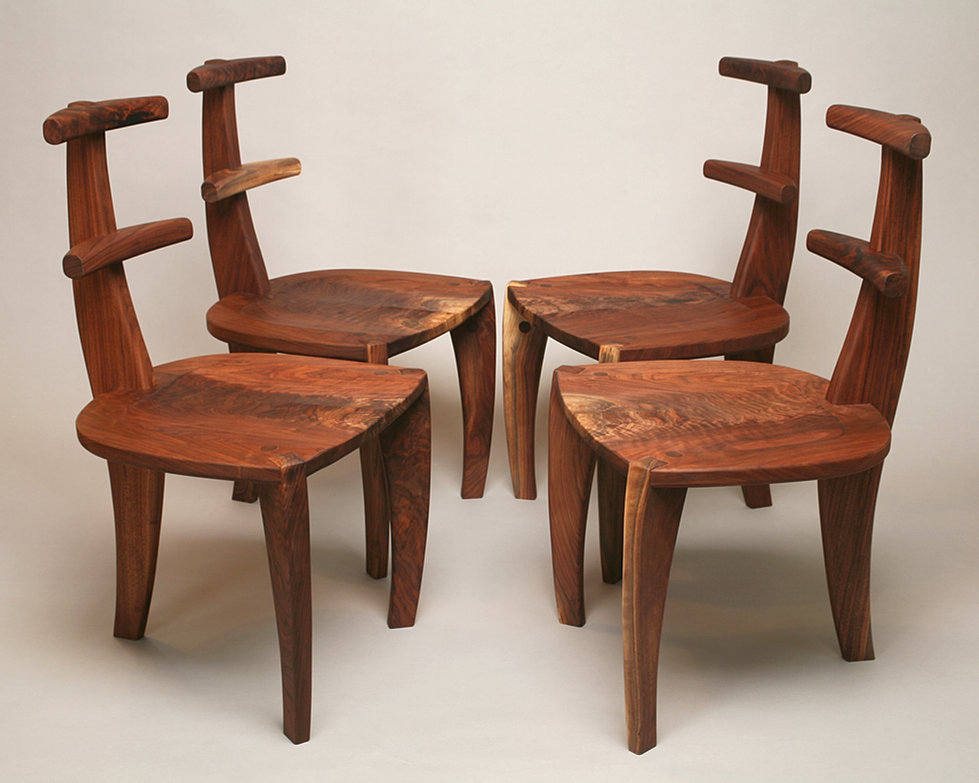 Custom Furniture Black Woodworks Madison Wisconsin