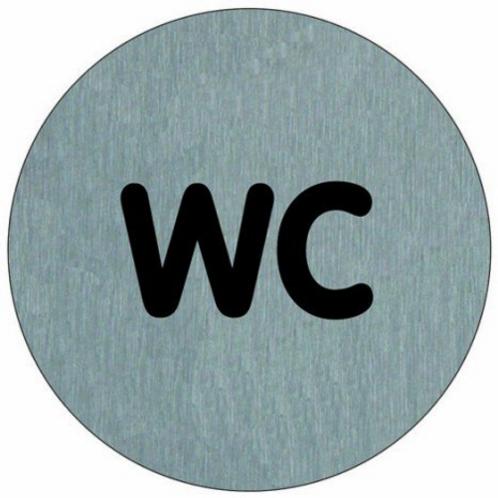 Disque W.C. en aluminium