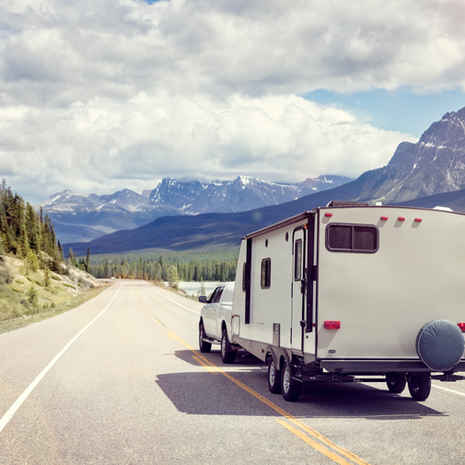 Recreational Vehicle (RV) Insurance
