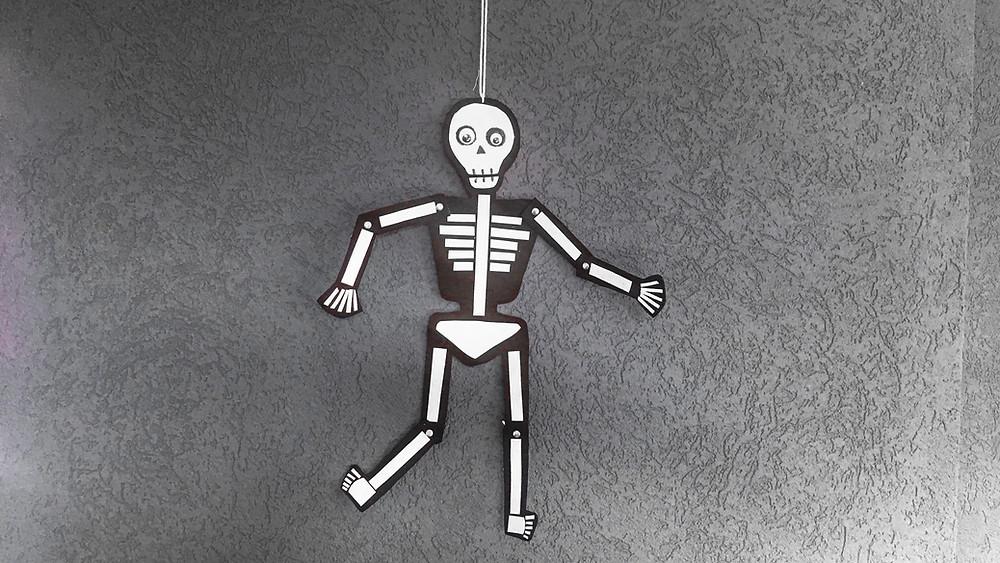 Viens créer un squelette articulé au Baby & Kid's Planet avec Tiqids