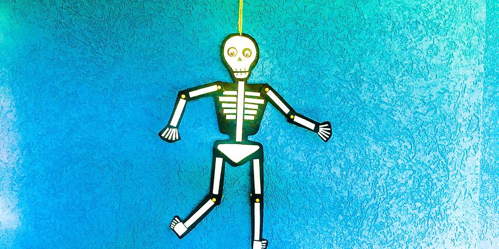 Mon squelette articulé
