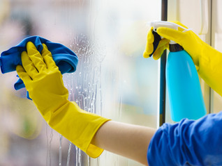 Are you using high quality cleaning materials?