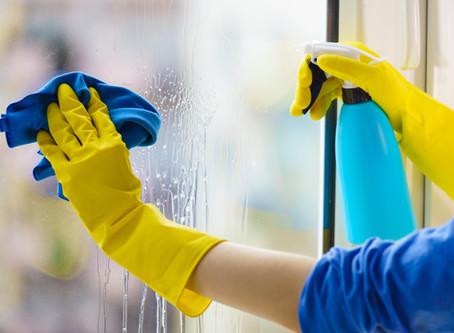 Професионални съвети за измиване на прозорците вкъщи