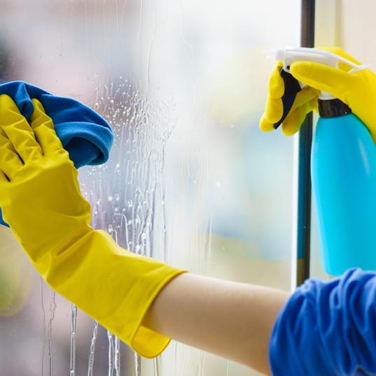 Umývací okno