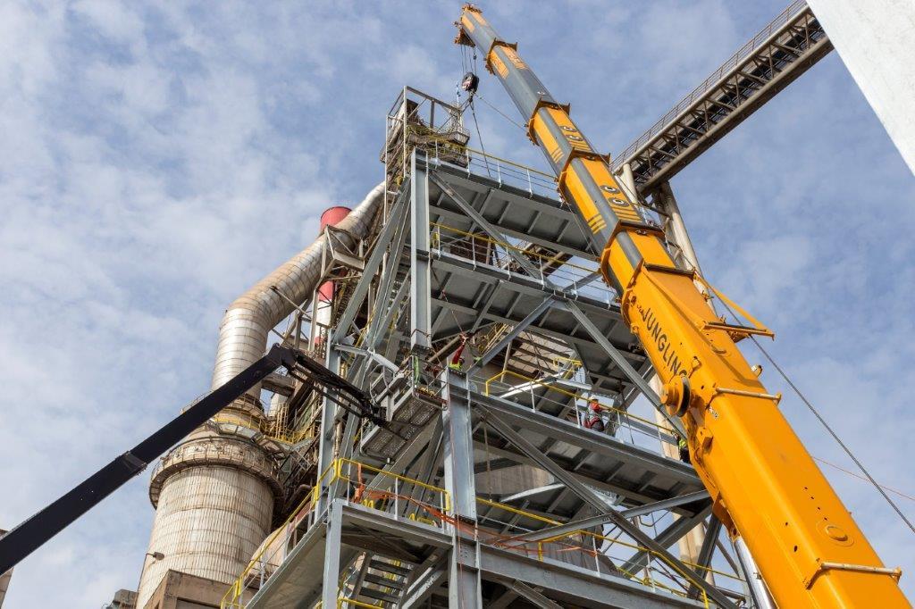 LEILAC Pilot Structure Progress