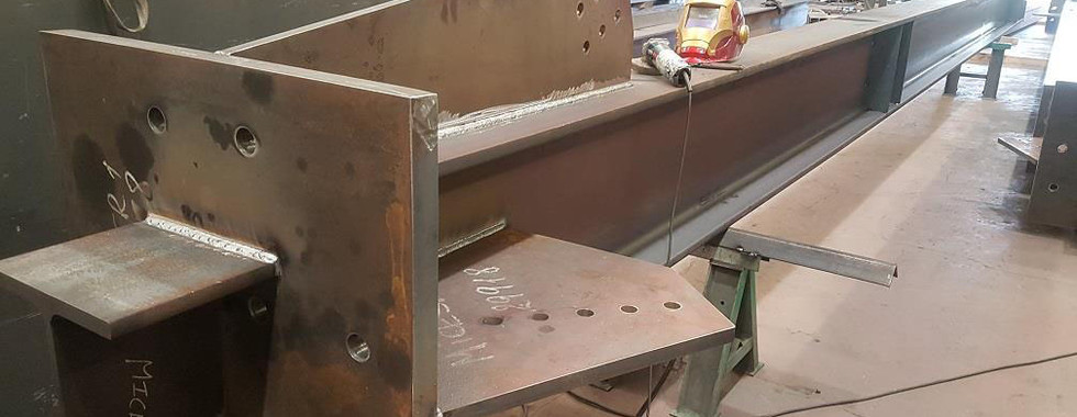 Fabrication of LEILAC's supporting structure by Micesa in Madrid