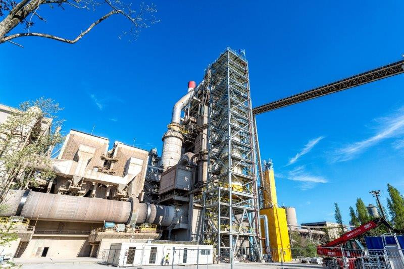 LEILAC PLANT - Ready for Testing to Commence