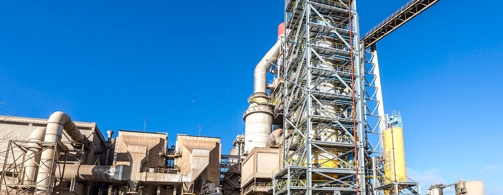 work continues, as the burners are currently being installed at the LEILAC pilot plant