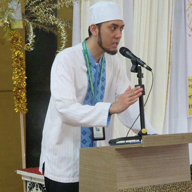 Selesai sudah Majlis Khatam Quran Perdan
