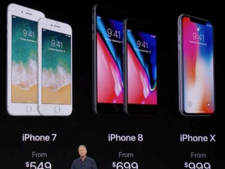 Why would Apple launch iPhone8 and iPhone 10 in the same year?