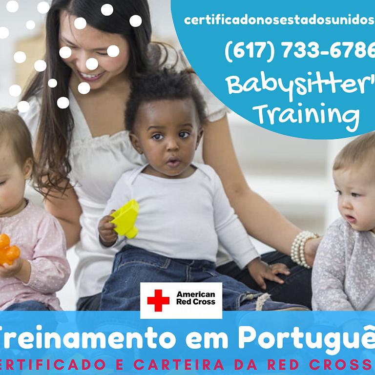 CLASS: RedCross Babysitting