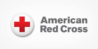 SIGN IN RED CROSS