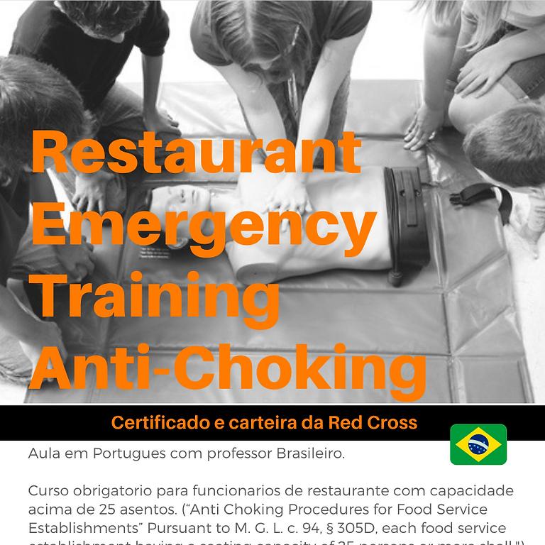 Anti-Choking by RedCross - Portugues