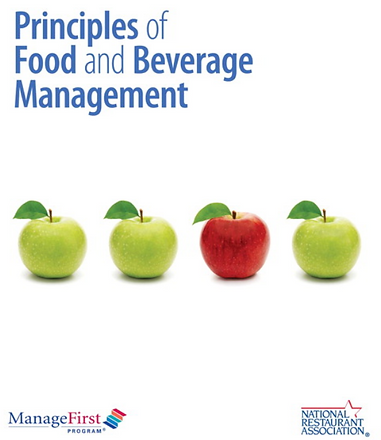 Principles of Food and Beverage Manageme