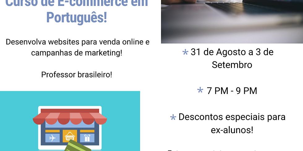 E-Commerce em Portugues