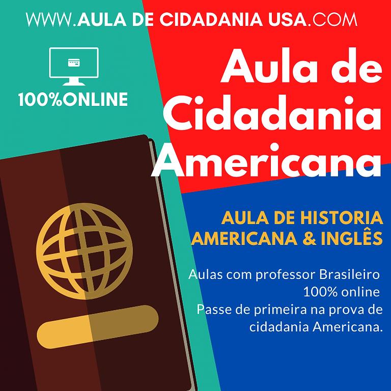 Curso de Cidadania Americana