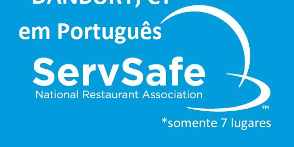 ServSafe em Português - DANBURY - CT