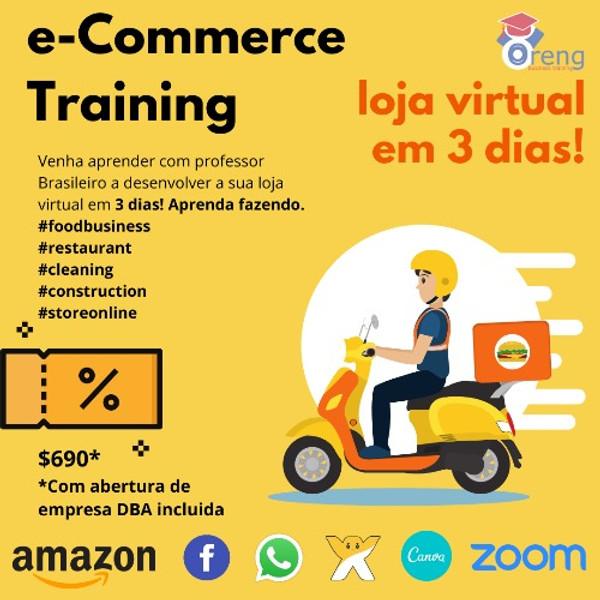 Curso de e-Commerce Online