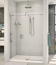 Fleurco K2 in-line shower system