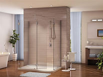 Fleurco 5' and 6' shower system