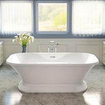 Fleurco freestanding tub-Fortissmo