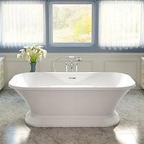 Fleurco freestanding tub-Fortissmo