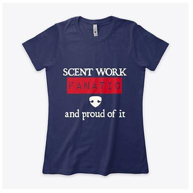 Scent Work Fanatic