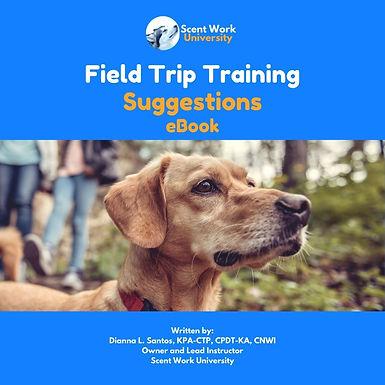 Field Trip Training Suggestions eBook