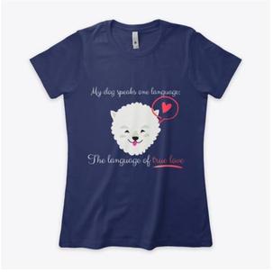 Samoyed Love