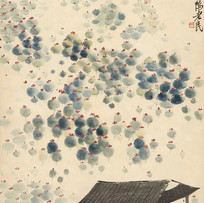 """""""Summer at the Lotus Pond"""" by Qi Baishi (2 sessions)"""