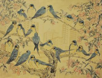 Migrant Birds, 2012