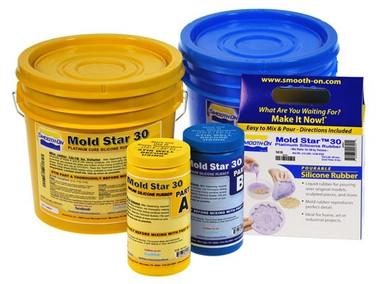 Mold Star 30 - Smooth-On. RESITEK - Guatemala. Resinas, siliconas y más..!