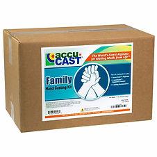 Accu Cast - Family Hand Casting Kit