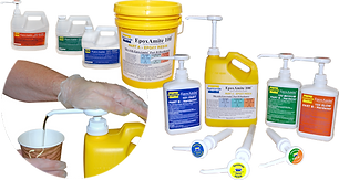 Smooth On - EpoxAmite™ Bombas dosificadoras