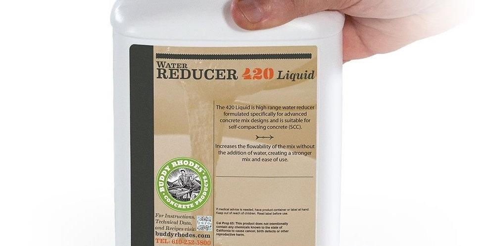 Buddy Rhodes - Reductor de agua 420