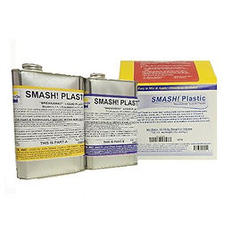 Smooth On - SMASH! Plastic™