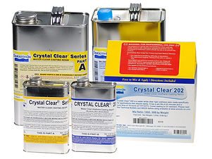 Smooth On - Crystal Clear™ 202