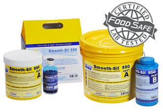Smooth-Sil 950 - Smooth-On. RESITEK - Guatemala. Resinas, siliconas y más..!