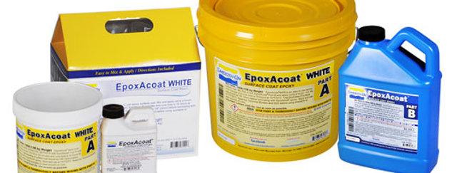 Smooth On - EpoxAcoat™ WHITE